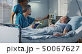 患者 病人 人の写真 50067627