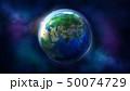 アフリカ アフリカ大陸 地球のイラスト 50074729