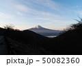御坂から望む世界遺産富士山 50082360