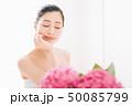 アジサイ 紫陽花 花の写真 50085799