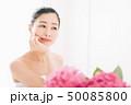 アジサイ 紫陽花 花の写真 50085800