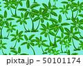 Seamless tropical palms pattern. Summer endless 50101174