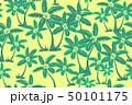 Seamless tropical palms pattern. Summer endless 50101175