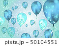 バルーン 風船 背景のイラスト 50104551