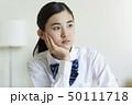 高校生 女の子 女性の写真 50111718