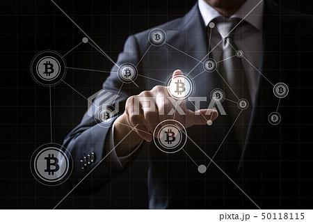 ビットコイン、マイニング 50118115