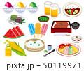 夏の食べ物 50119971