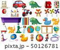 Set of children toys 50126781