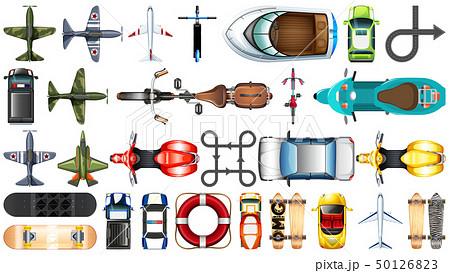 Set of aerial transportation 50126823