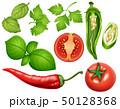 原材料 材料 食材のイラスト 50128368