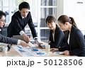 会議 ミーティング ビジネスの写真 50128506