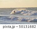 サーフィン 海 空の写真 50131682