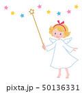 ベクター 天使 エンジェルのイラスト 50136331