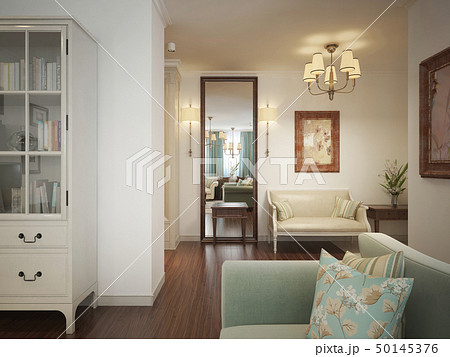 Hall provence style 50145376