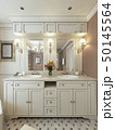 浴室 クラシック 古典のイラスト 50145564