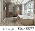 浴室 クラシック 古典のイラスト 50145577