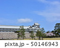 金沢城公園 金沢城 桜の写真 50146943