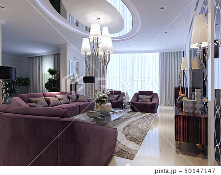 Living in Art Deco style 50147147