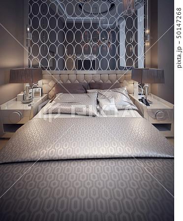 Bedroom avangard style 50147268
