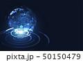 テクノロジー ネットワーク 通信のイラスト 50150479