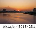 川 河 夕焼け 50154231