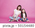 子供 女の子 女児の写真 50154480
