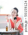 ビューティー コスメ お化粧の写真 50159124