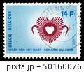 封筒 レター 文字の写真 50160076