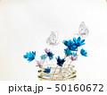 クラフト(青い花4) 50160672