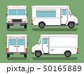 自動車 車 トラックのイラスト 50165889