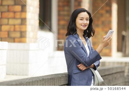 ミドル女性オフィスカジュアル 50168544