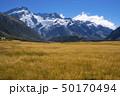 ニュージーランドの風景 マウントアオラキ 50170494