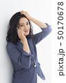 女性 ヘアスタイル ビジネスウーマンの写真 50170678