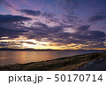 ニュージーランドの朝 プカキ湖の夜明け 50170714