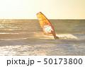 ウィンドサーフィン 海 マリンスポーツの写真 50173800