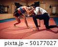 運動 女性 メスの写真 50177027