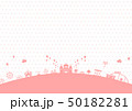 テーマパーク 風景 ドット背景 50182281