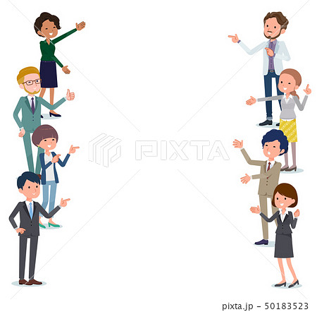 office scene_Attention office people 50183523