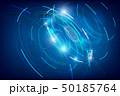 バックグラウンド テクノロジー 技術のイラスト 50185764