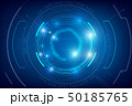 バックグラウンド テクノロジー 技術のイラスト 50185765
