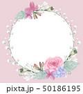 Flower Invitation, Background 50186195