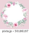 Flower Invitation, Background 50186197