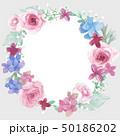 Flower Invitation, Background 50186202