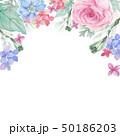 Flower Invitation, Background 50186203