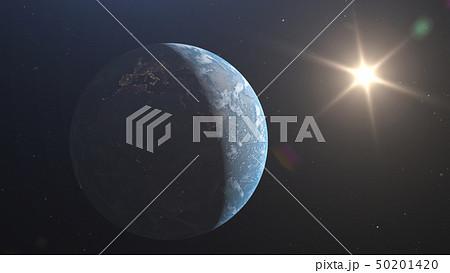 地球3DCG perming3DCG160426 イラスト素材 50201420