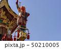 からくり奉納 からくり人形 高山祭の写真 50210005
