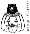 ハロウィン ハロウィーン カボチャのイラスト 50215537