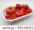 トマト(水洗い・水滴付き) 50218553