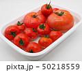 トマト(水洗い・水滴付き) 50218559