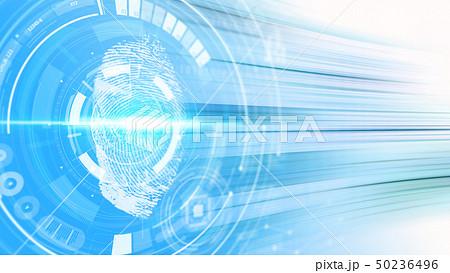 指紋認証シリーズ 50236496